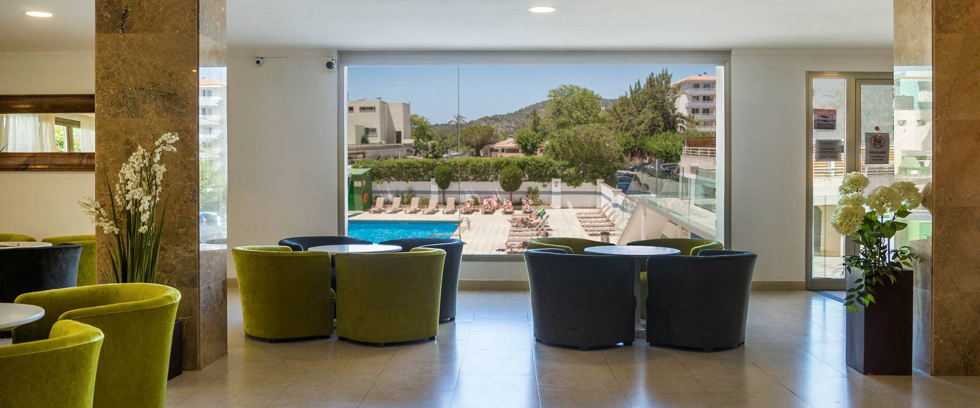 Prices 2019! Anticipate and book now Sol y Vera Apartments Magaluf, Majorca