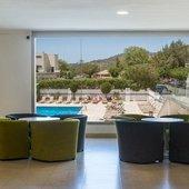 Lobby Sol y Vera Apartments